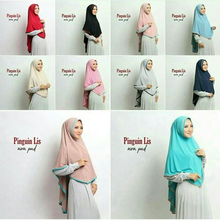 Hijab Non Pad 2