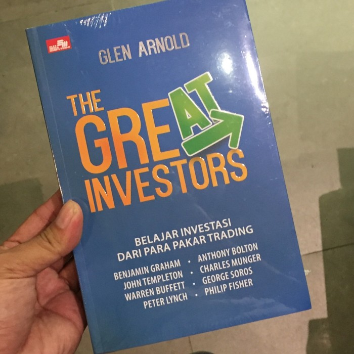 harga The great investor Tokopedia.com