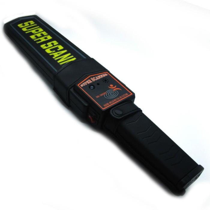 harga Super Scanner Handheld Metal Detector Tokopedia.com