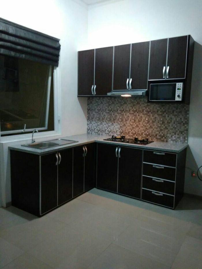 Jual Kitchen Set Minimalis Jabodetabek Kota Depok Rizqi Furniture Tokopedia