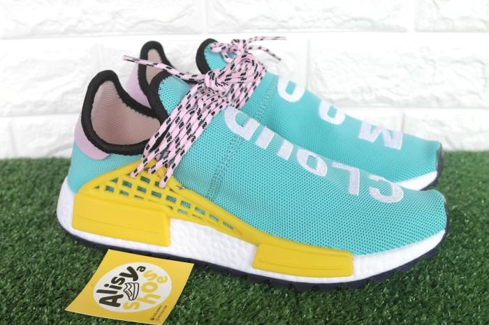 45964ef263ea0 Jual Sepatu Adidas NMD Pharrell Williams Human Race X Clouds Mood ...