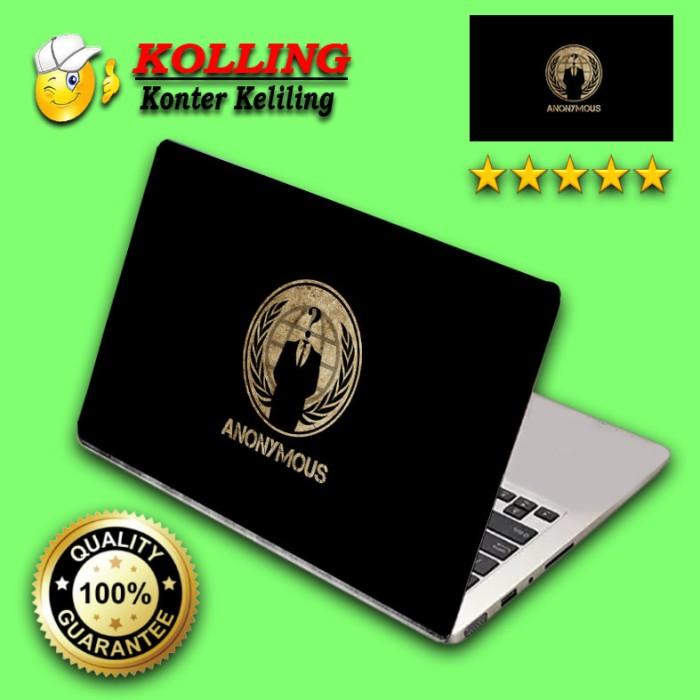 harga Garskin laptop anonymus skin laptop stiker laptop Tokopedia.com