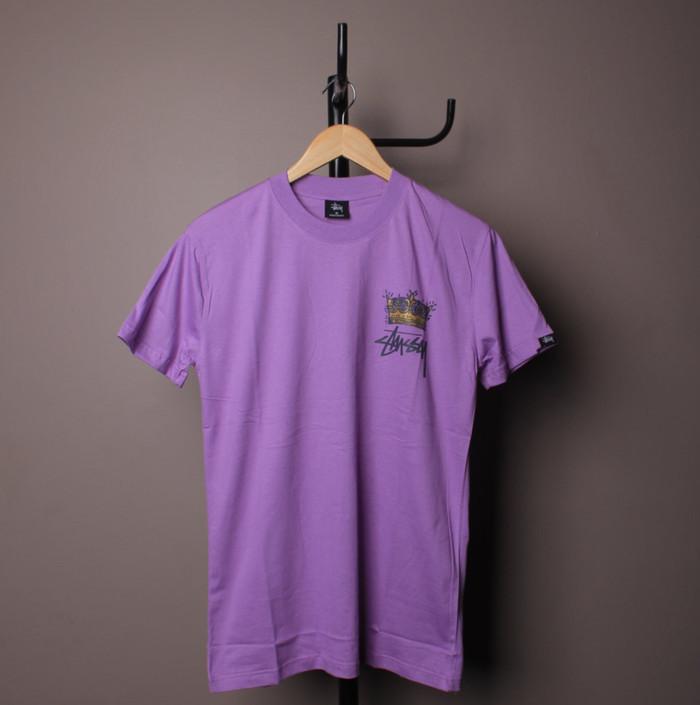 harga Kaos/tshirt skate stussy reggae diamond premium Tokopedia.com