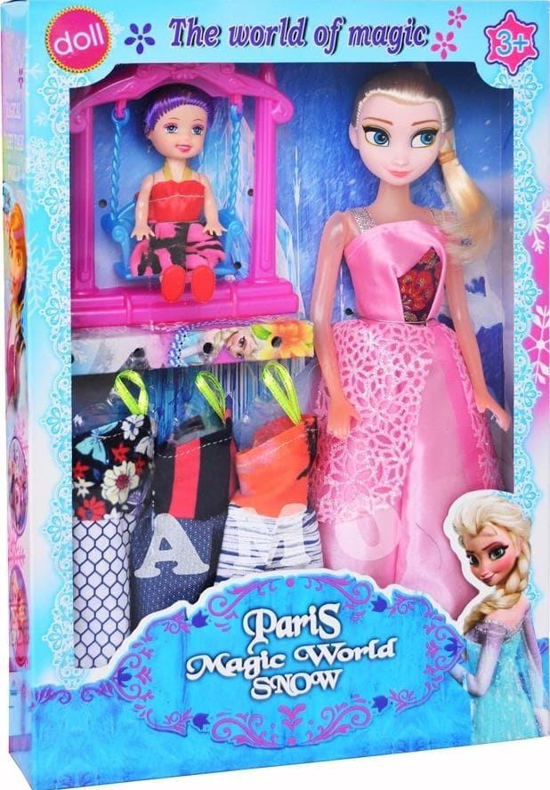 Jual Termurah 2018!!!!! Boneka Frozen Elsa - Kado Mainan Anak Boneka ... 48cf6d2d61