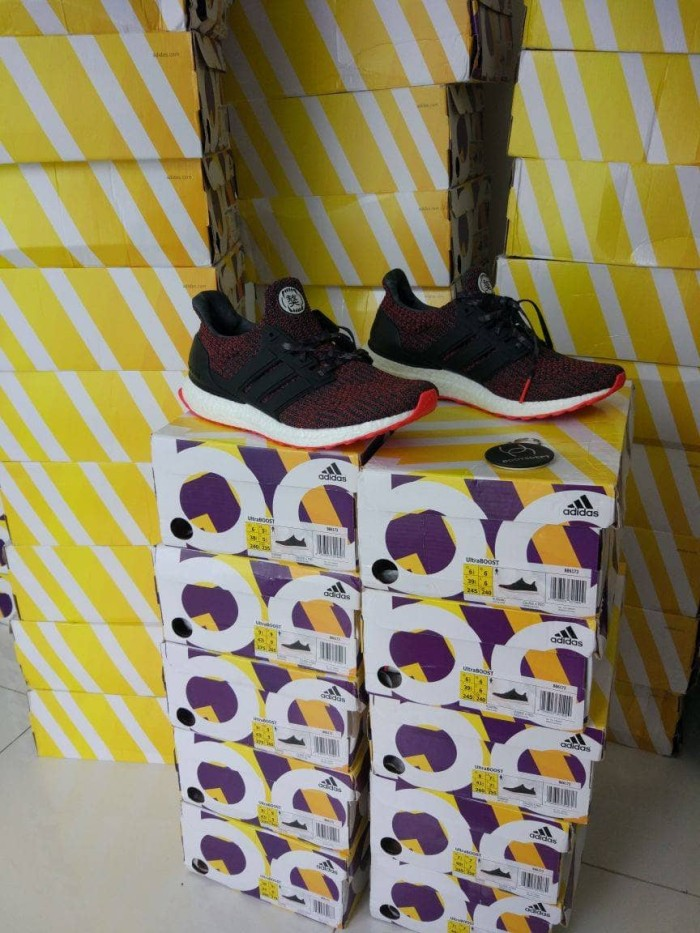 d09ed479f0c54 Jual Adidas Ultra Boost 4.0 CNY Chinese New Year 2018 - Kab ...
