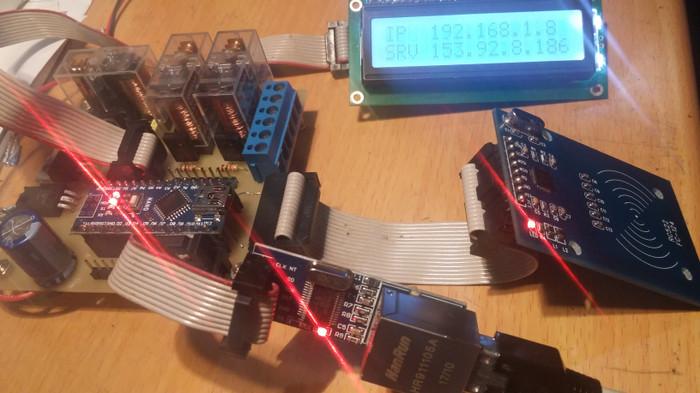 Jual PCB Arduino IoT LAN RFID LCD RTC IO Sensor Relay dan MySQL - DKI  Jakarta - Sipol | Tokopedia