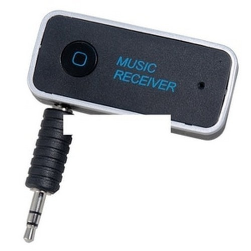 Car Audio Bluetooth Music Receiver Handsfree - BT510 - Hitam