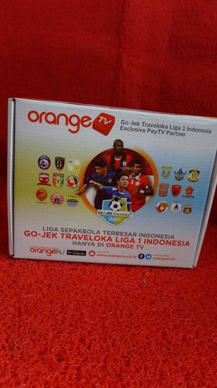 Info Receiver Orange Tv Travelbon.com