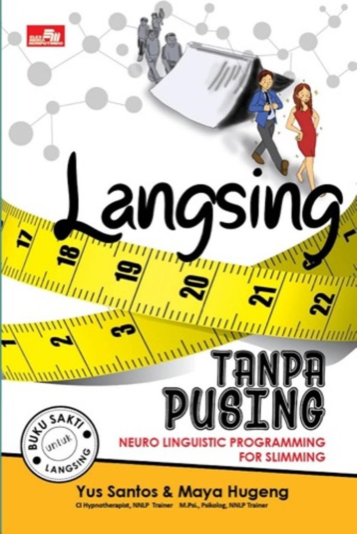 harga Buku langsing tanpa pusing - yus santos & maya hugeng Tokopedia.com