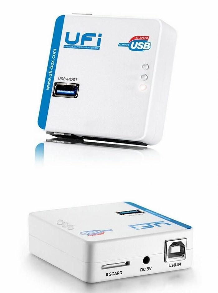 Ufi Box Support Model List