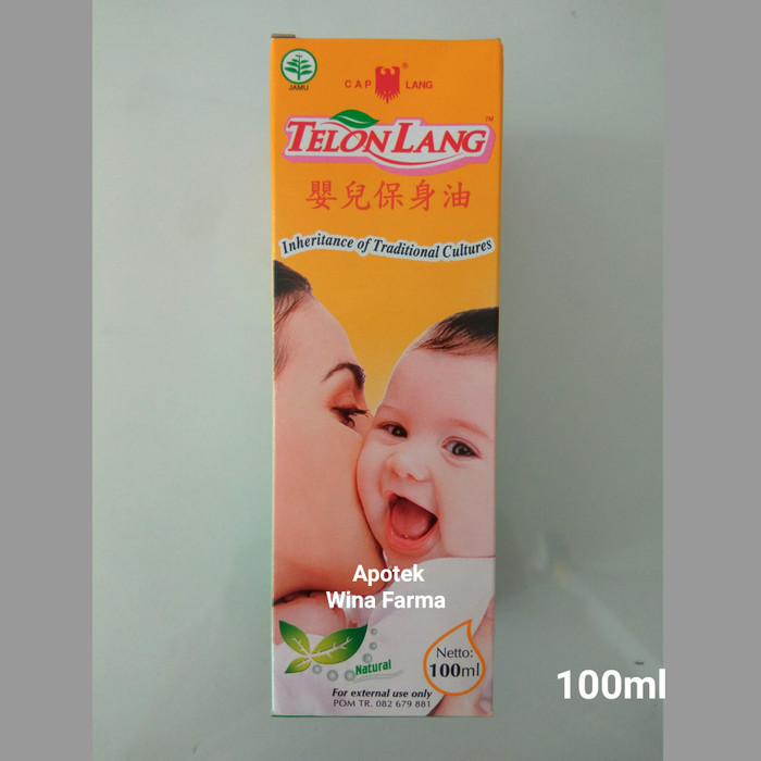 Info Minyak Telon Lang Travelbon.com