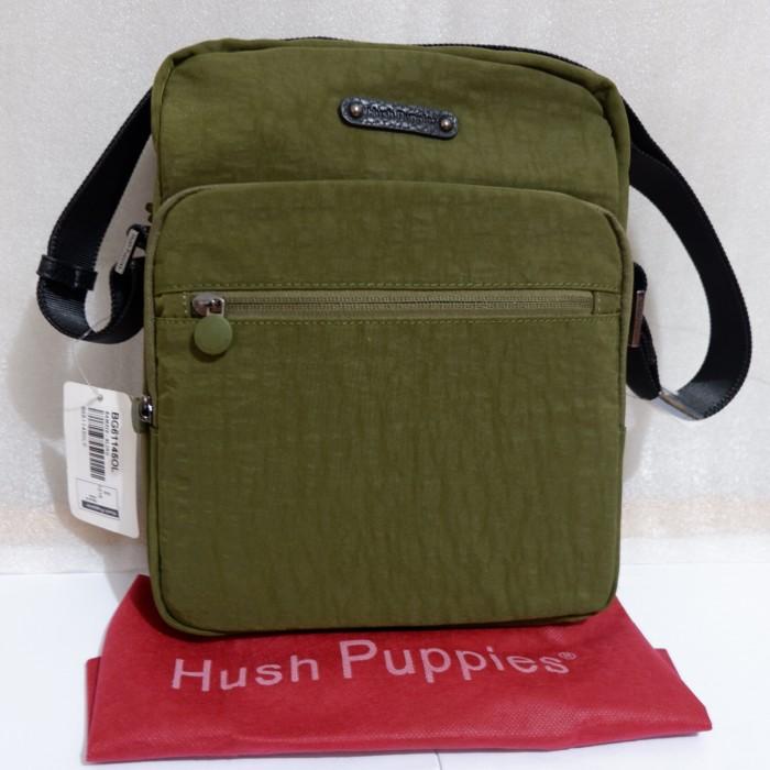Jual TAS SLING BAG HUSH PUPPIES PRIA ORIGINAL - Thelana Shop  5456fe0dd6