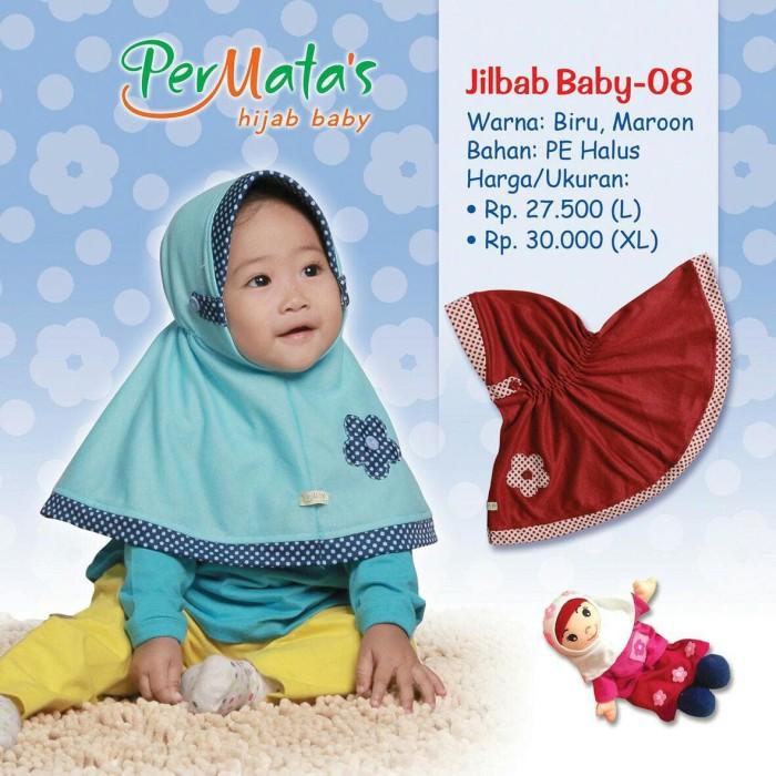 Foto Produk Jilbab Baby-08 permata / hijab bayi dari gerai-salsa