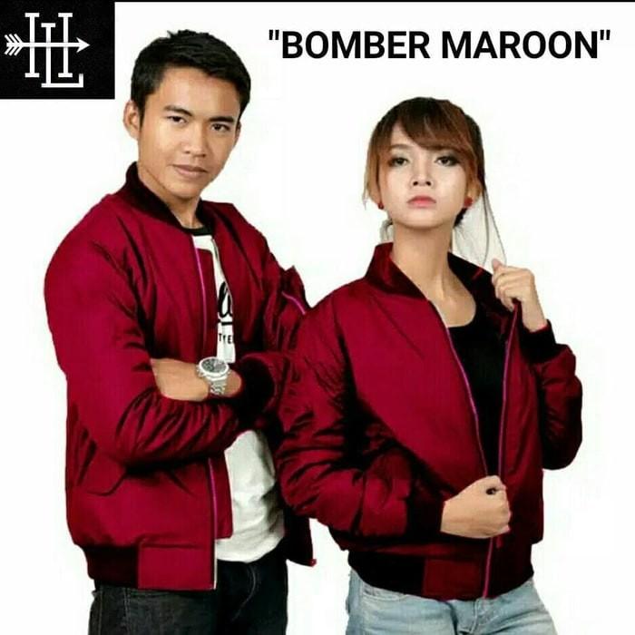 Katalog Jacket Bomber Keren Dan Travelbon.com Harga ... 925b698fe3