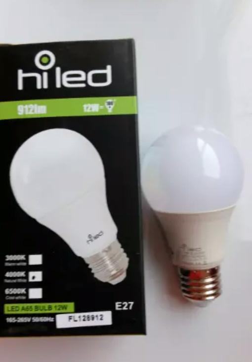 harga Lampu bohlam led hiled 12 watt natural white 4000k Tokopedia.com