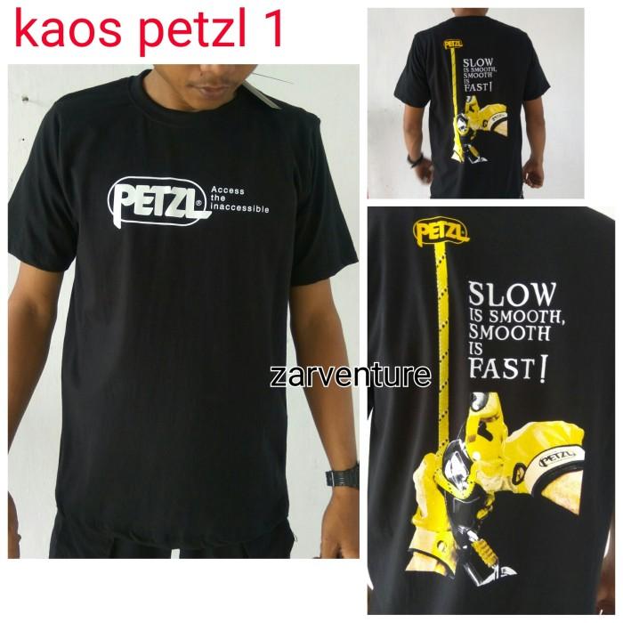harga Kaos petzl Tokopedia.com
