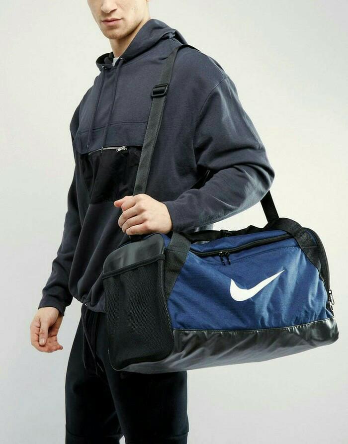 harga Travel bag nike brasilia original duffel bag tas fitness size s Tokopedia.com
