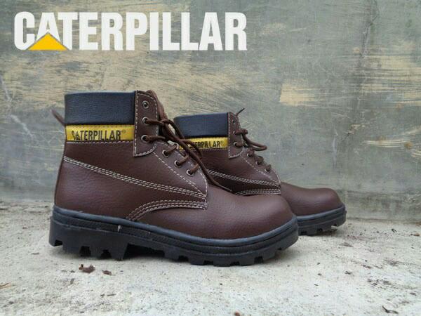 Sepatu Safety Caterpilar - Blanja.com