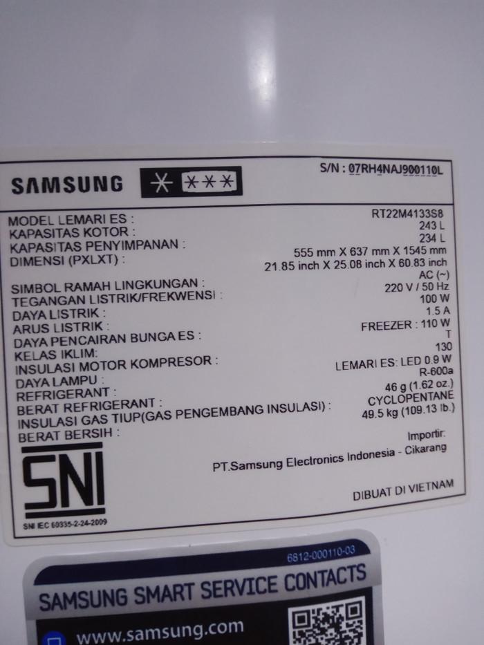 Katalog Kulkas Samsung 1 Pintu Travelbon.com