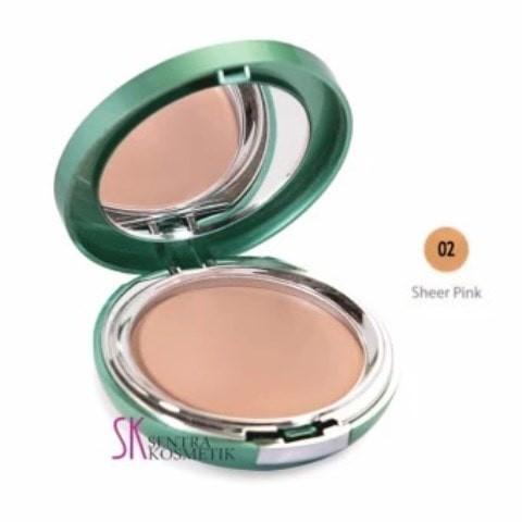 Wardah Exclusive Creamy Foundation 02 -Sheer Pink