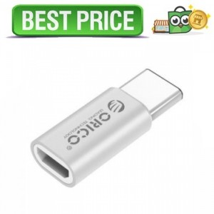 Orico Micro USB to USB 3.1 Type C Adapter Converter - CTM1 - Silver