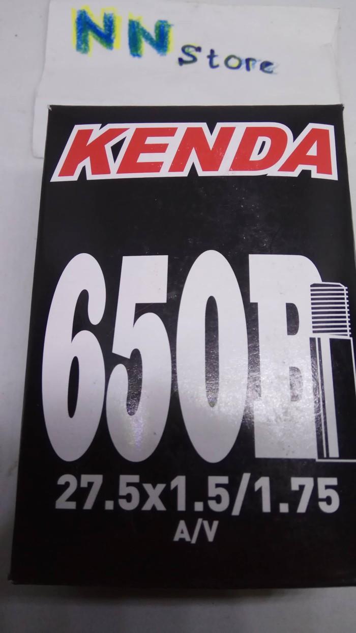 harga Ban dalam sepeda kenda 650b 27.5 x 1.5-1.75 av dop pentil besar Tokopedia.com