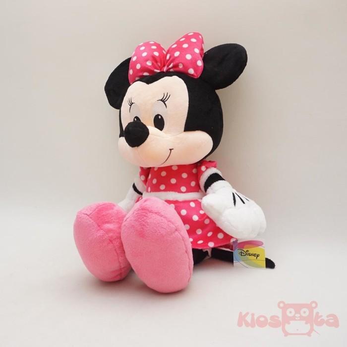 Jual boneka minnie mouse sitting original disney new - kiosqta ... b305e9d1b8