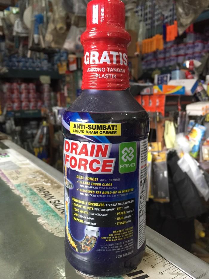 Anti sumbat drain force by primo