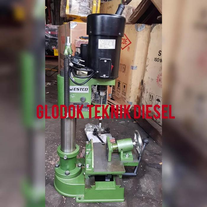 Westco mesin bobok kayu 16mm mortising machine 16 mm mk 361
