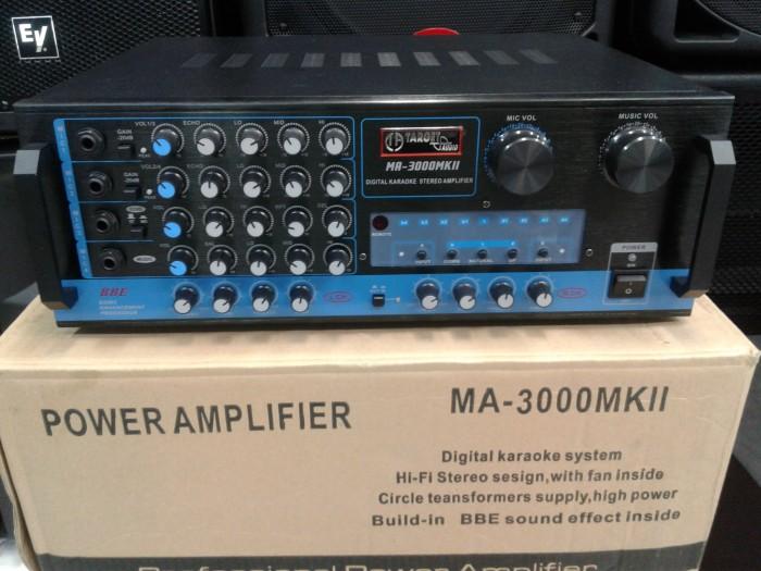 harga Amplifier target audio ma-3000mkll karaoke power 900watt original Tokopedia.com