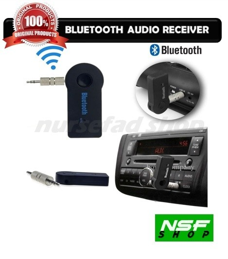 harga Universal wireless bluethoot / bluetooth audio receiver 3.5mm Tokopedia.com