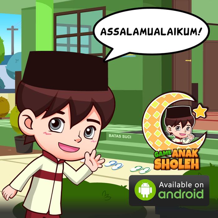Jual Mainan Anak Laki Laki Game Anak Sholeh Kota Depok Sahabatanaksholeh Tokopedia