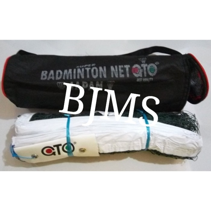 harga Net badminton gto standar quality Tokopedia.com