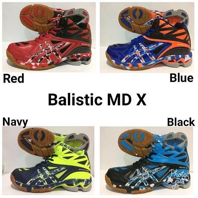 Sepatu balistic x mid mizuno asics professional voly voli volley. Olahraga  ... facc5ab7e2