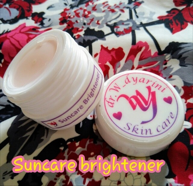 harga Suncare brightener dr. widya skincare Tokopedia.com