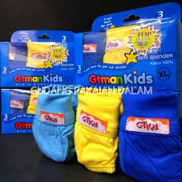 harga Celana Dalam Anak Laki-laki Gt Man Kids 708 Tokopedia.com