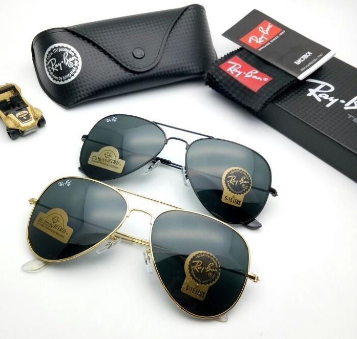 Jual Sungglases Kaca Mata Rb Y3026   Kacamata Pria Wanita Aviator ... b677f65b85