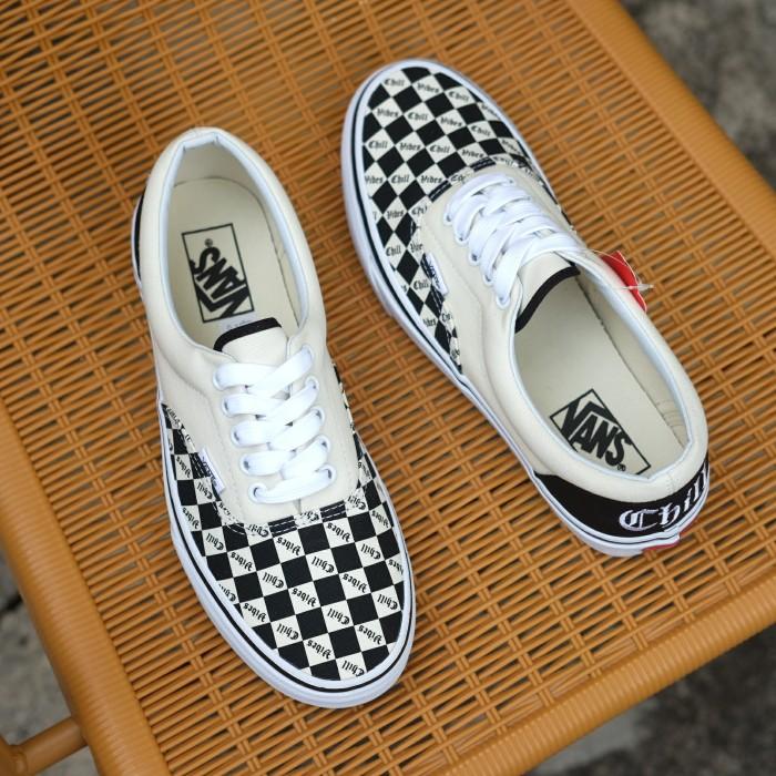 Jual Vans Era Checkerboard