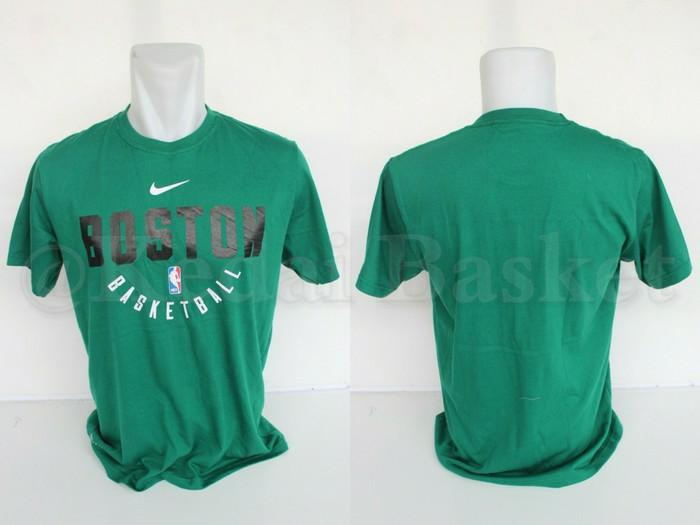 low priced ca00e 4ab7b Jual T-shirt Kaos Basket NBA Practice Performance Warming Up Boston Celtics  - Kota Semarang - Kedai Basket | Tokopedia
