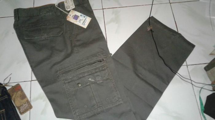 harga 100% original celana cargo cardinal Tokopedia.com