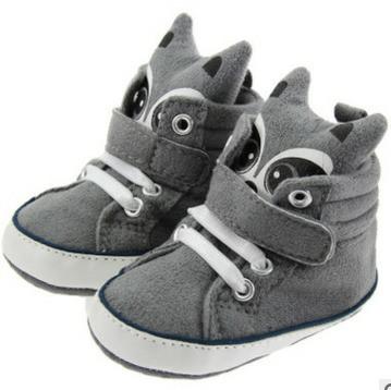 harga Sepatu bayi fox grey shoes