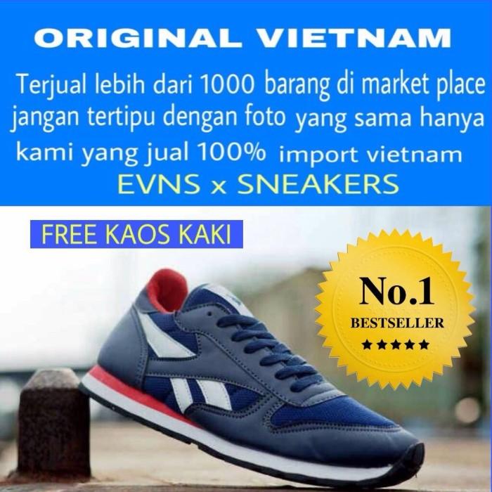 Jual sepatu reebok classic running men cek harga di PriceArea.com 457cb00460