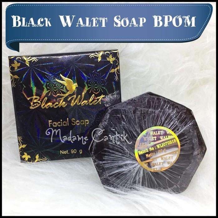 ... pembersih muka 1 paket isi 2pcs Original. Source · BLACK WALET FACIAL SOAP BPOM - SABUN FACIAL BLACK WALET BPOM PT TORA