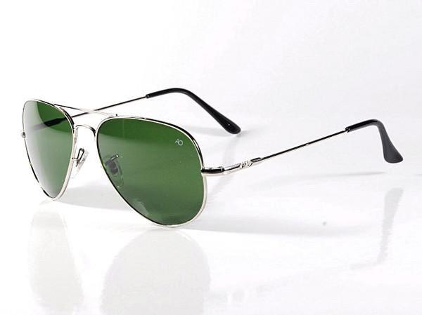 harga Kacamata sunglasses american optical ao pilot skymaster silver Tokopedia.com