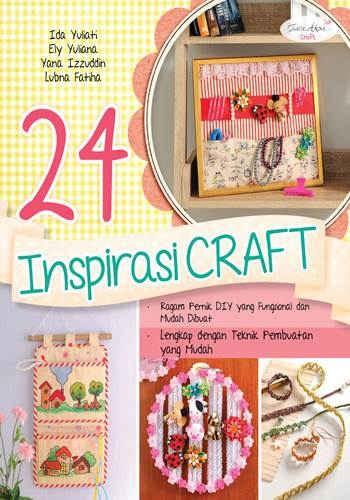 harga Buku 24 inspirasi craft Tokopedia.com