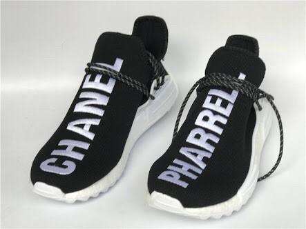 best service 39716 087fe Jual Adidas NMD HU x Chanel X Pharrell Sneakers Sepatu Pria PREMIUM - DKI  Jakarta - Speededdy101   Tokopedia