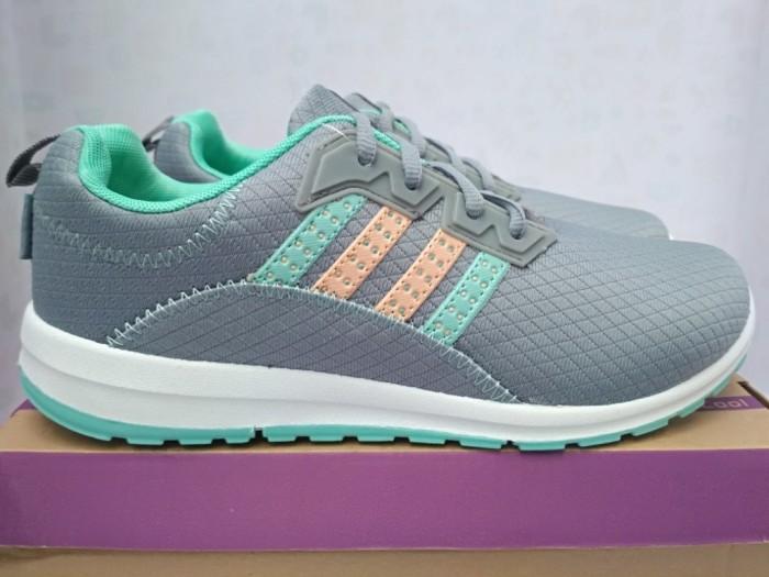 harga Sepatu Sport Running Wanita Ando Plano, Sepatu Olahraga, Sepatu Joging Tokopedia.com