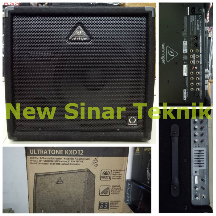 harga Behringer kxd12 kxd-12 kxd 12 amplifier speaker monitor keyboard organ Tokopedia.com