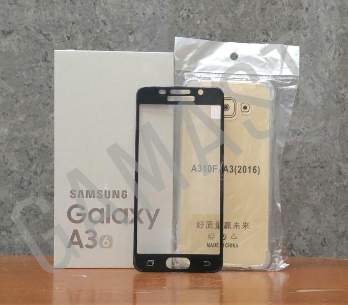 Samsung Galaxy A3 2016 Garansi Resmi - New - Emas