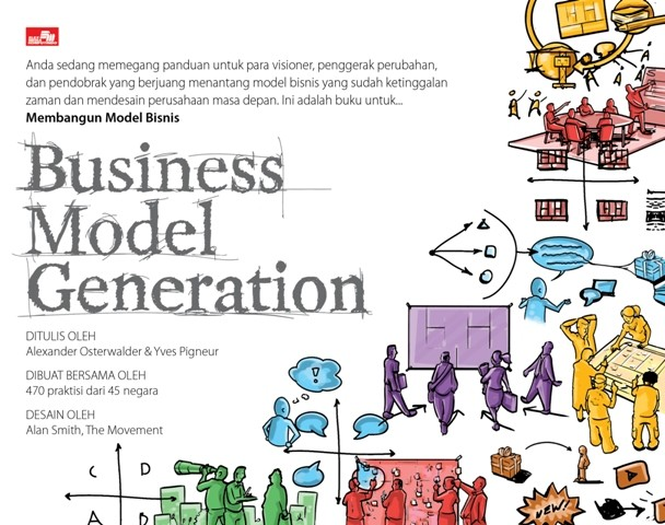 harga Business Model Generation [2017] Tokopedia.com
